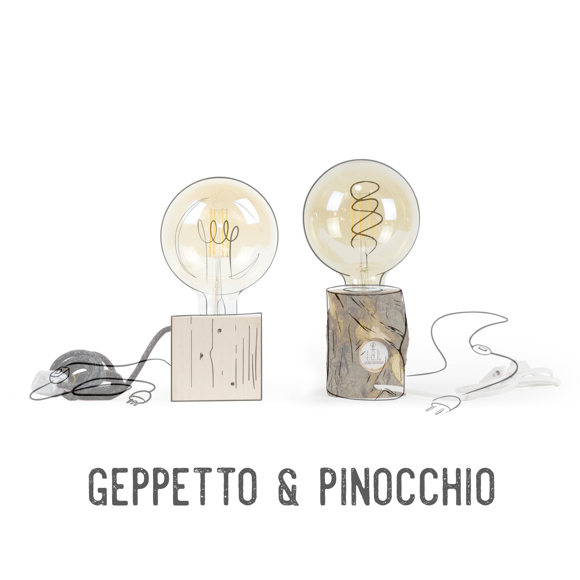 Contenuto Geppetto & Pinocchio